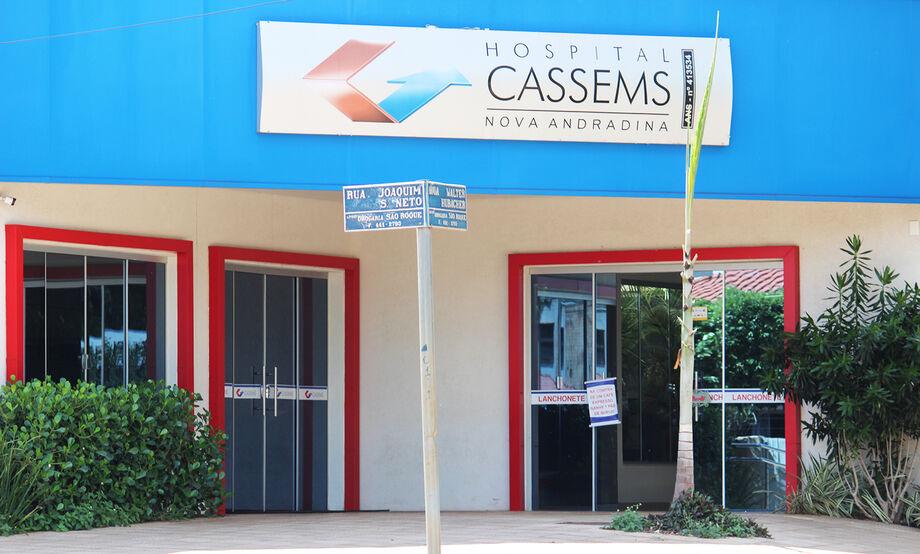 O Hospital Cassems de Nova Andradina