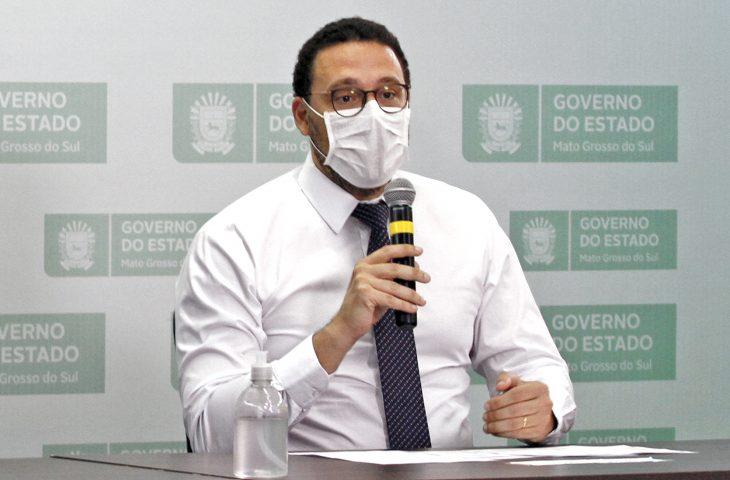 O infectologista Júlio Croda
