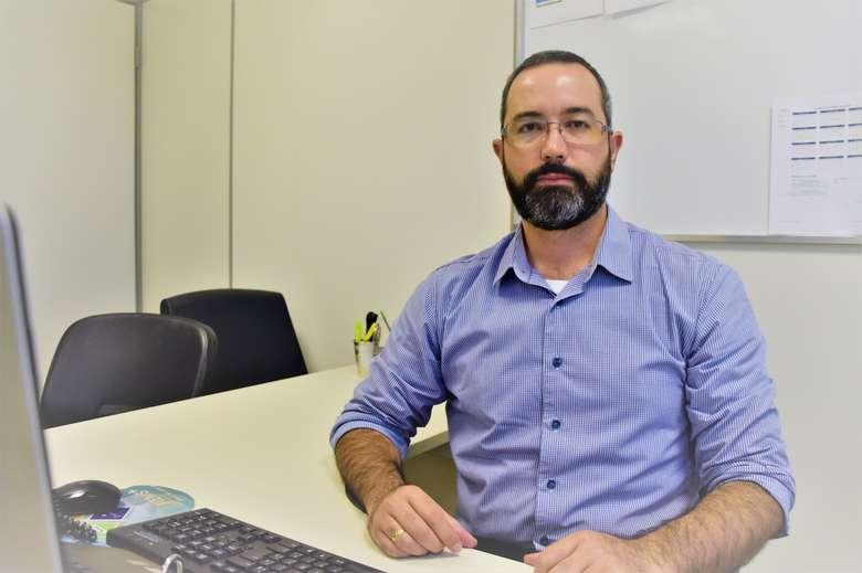 Coordenador da Unidade de Economia, Estudos e Pesquisas da Fiems, Ezequiel Resende