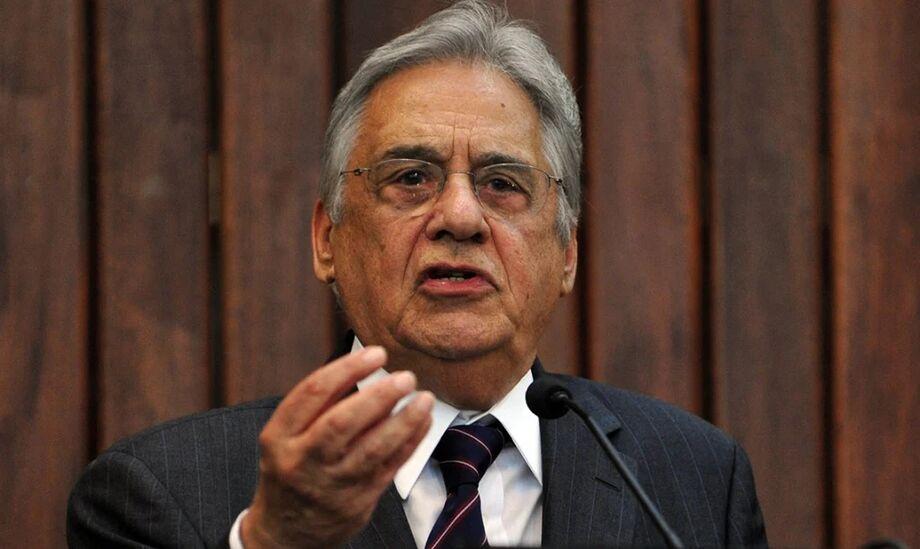 Ex-presidente Fernando Henrique