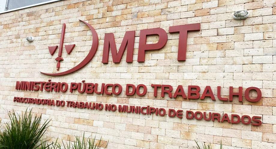 Ministério Público do Trabalho de Dourados