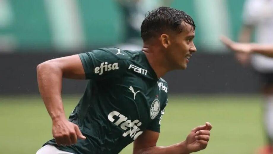 Gustavo Scarpa tem recebido mais chances no Palmeiras