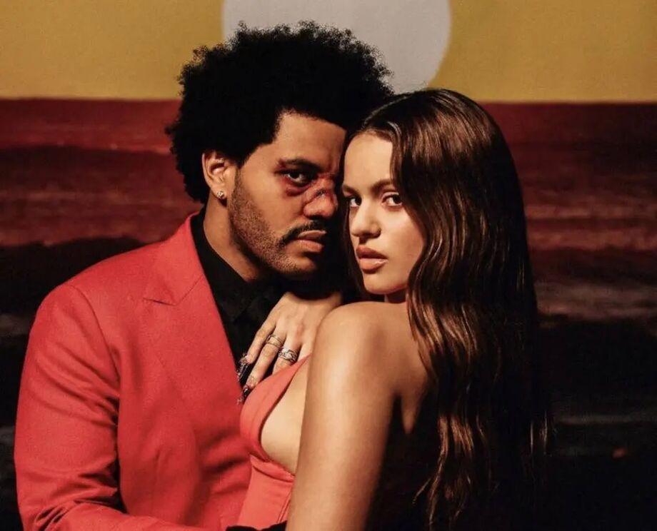 The Weeknd e Rosalía