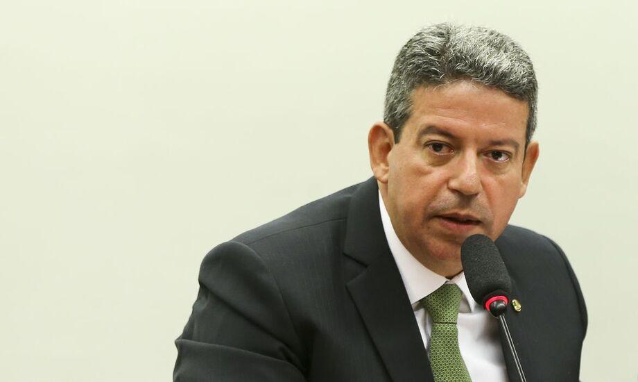 O candidato à presidência da Câmara, Arthur Lira (PP-AL)