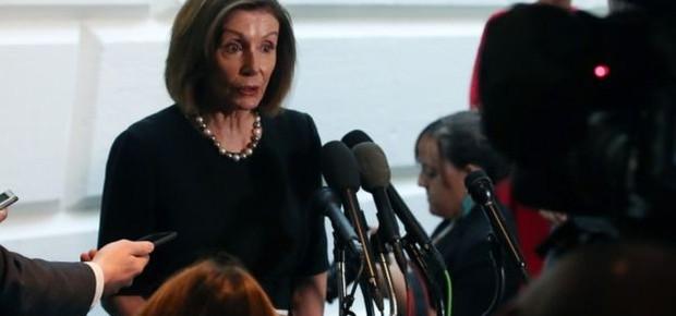 Nancy Pelosi, Presidente da Câmara dos Deputados dos EUA