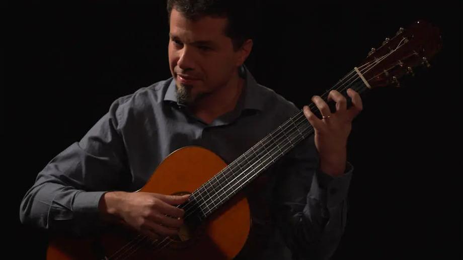 O violonista Daniel Murray
