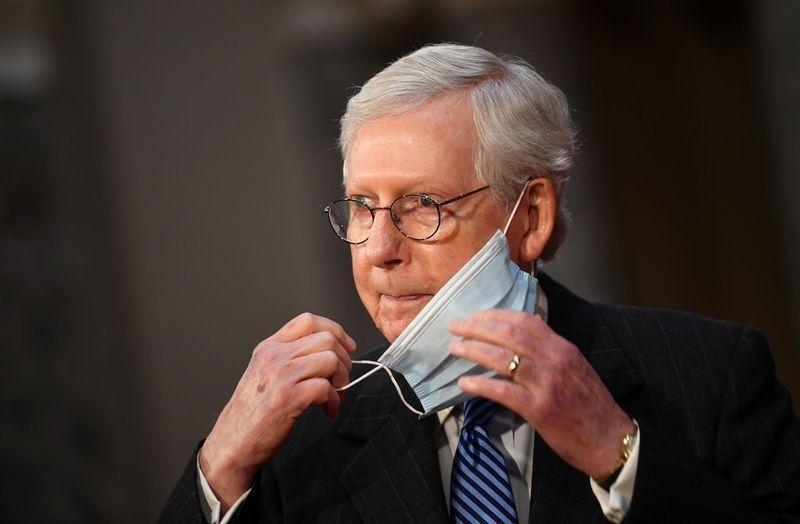 Senador republicano McConnell