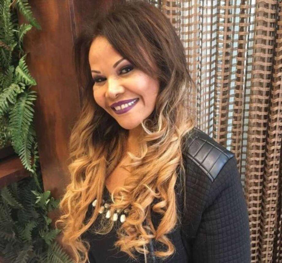 Abadia Pires, mãe do cantor Alexandre Pires, é uma das participantes do 'The Voice+'