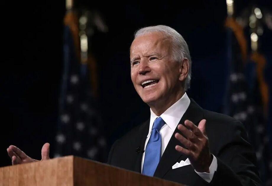 O novo presidente dos Estados Unidos, Joe Biden