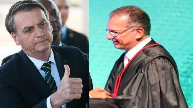 Bolsonaro compartilhou fala do desembargador nas redes sociais