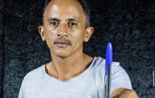 Manoel Gomes lançou a música 'Caneta azul' em outubro de 2019.