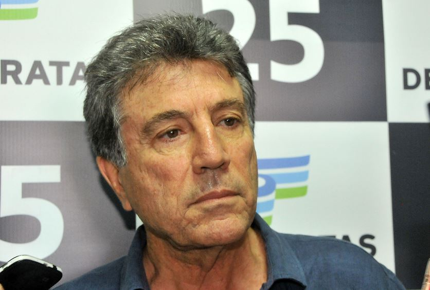 O vice-governador Murilo Zauith (DEM)
