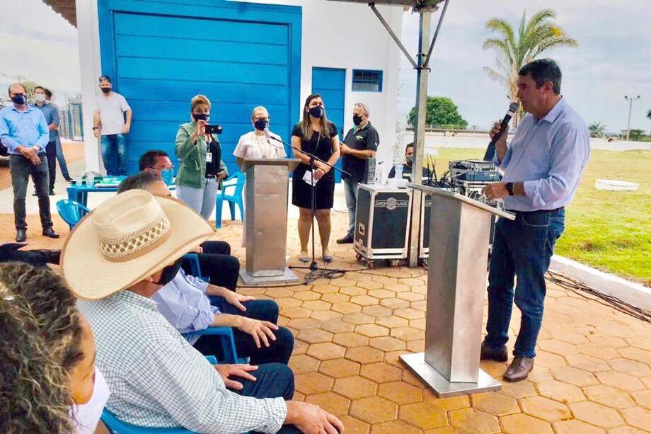 O secretário de Governo e Gestão Estratégica, Eduardo Riedel, confirmou que o Hospital Regional da cidade será entregue à população até o fim de 2021.