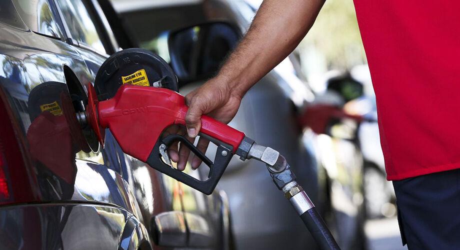 Gasolina em MS