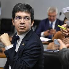 Senador da Rede Randolfe Rodrigues