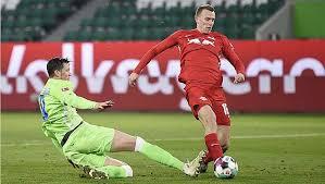 RB Leipzig empata com o Wolfsburg e perde mais uma chance de liderar o Alemão