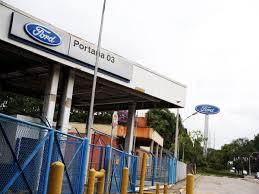 Ford encerrou produção após 100 anos no País