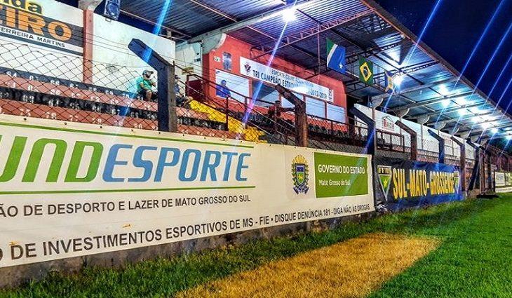 Estadual Futebol Fundesporte 2