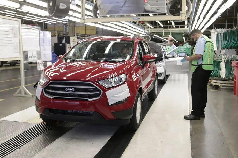 Fábrica da Ford na Bahia: falta escala global e novos produtos