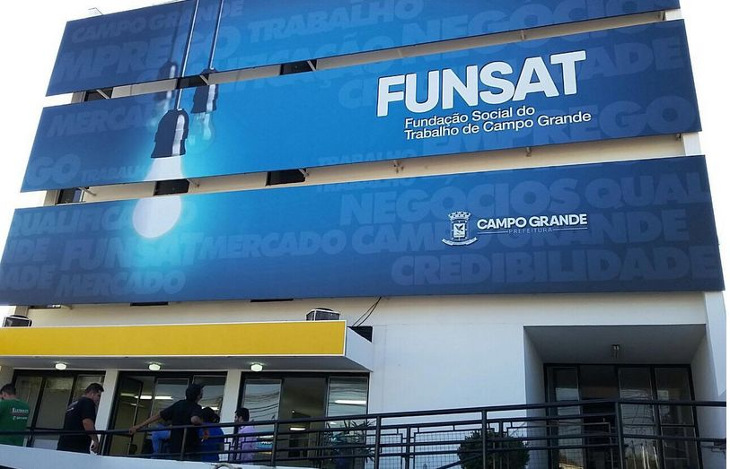 Funsat em Campo Grande