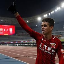Oscar defende o Shanghai SIPG e sonha em se aposentar no Chelsea