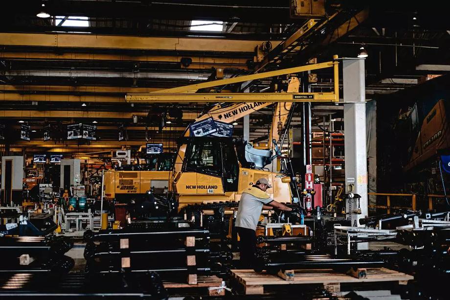Faturamento da indústria de máquinas soma R$ 144,52 bi e sobe 5,1% em 2020