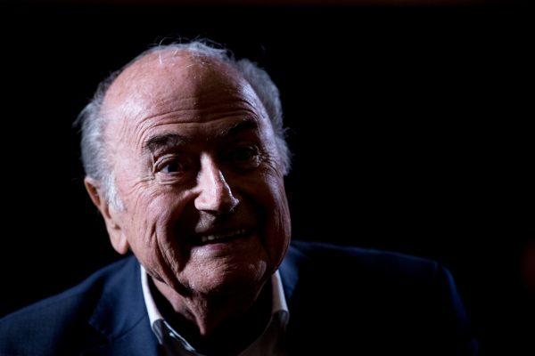 Ex-presidente da Fifa Joseph Blatter, testou positivo para coronavírus no final do ano