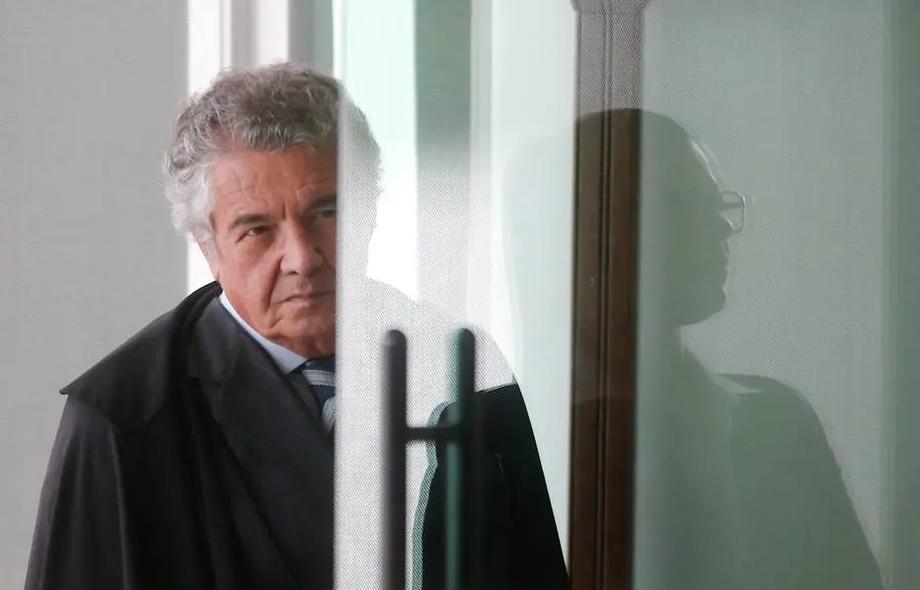 O ministro do STF Marco Aurélio Mello