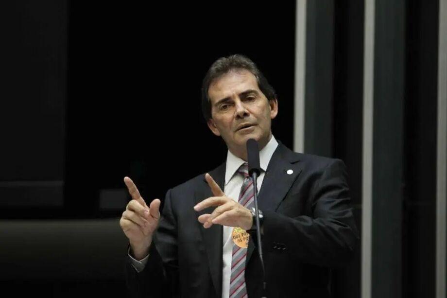 O presidente do Solidariedade, deputado Paulinho da Força