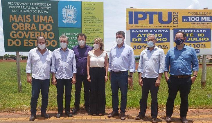 Paulo Corrêa anuncia licitação para pavimentação de trecho da MS-320