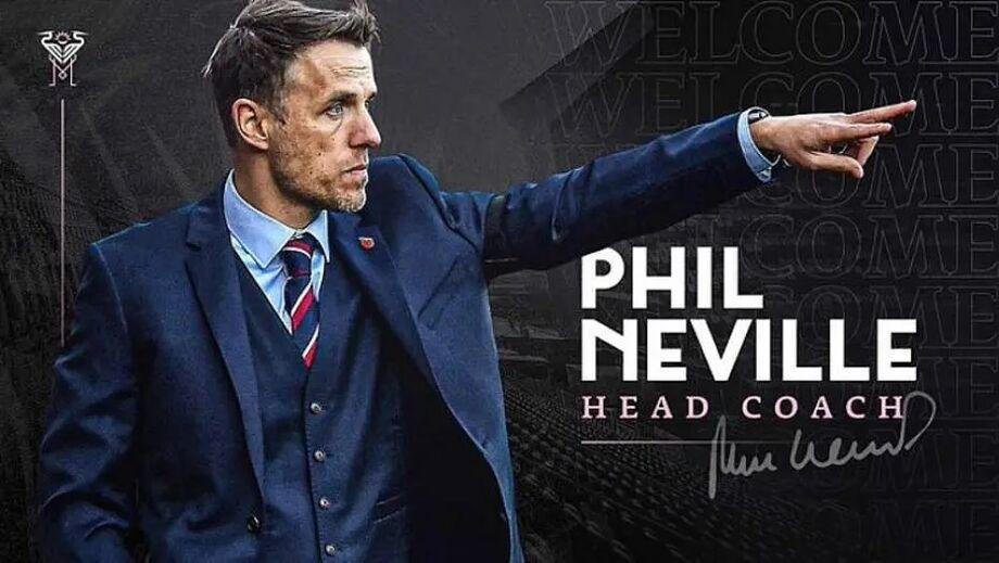 Phil Neville deixa seleção inglesa feminina e assina com time de Beckham nos EUA