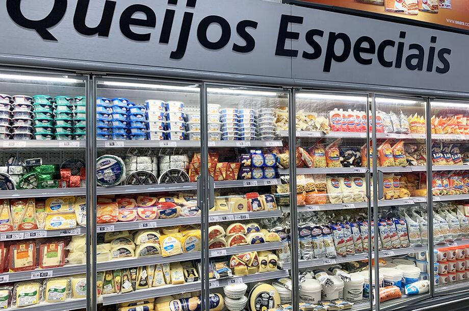 No Fort, as compras de queijo feitas com cartão Vuon Card, próprio da rede, estarão com 15% de desconto no dia 20