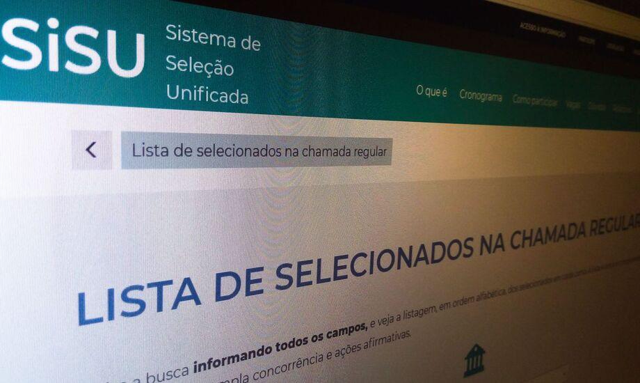MEC publica edital para adesão de universidade ao 1º Sisu