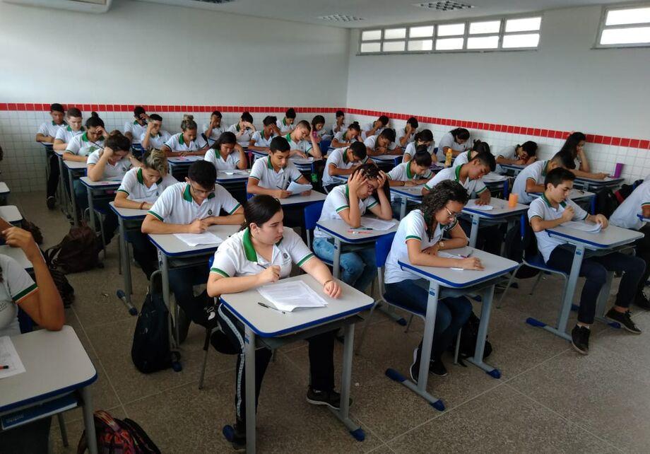 Ao todo, mais de 2 milhões de estudantes do Ensino Médio e dos 8º e 9º anos do Ensino Fundamental se inscreveram este ano na ONC, que é a maior olimpíada do conhecimento em ciências do país.