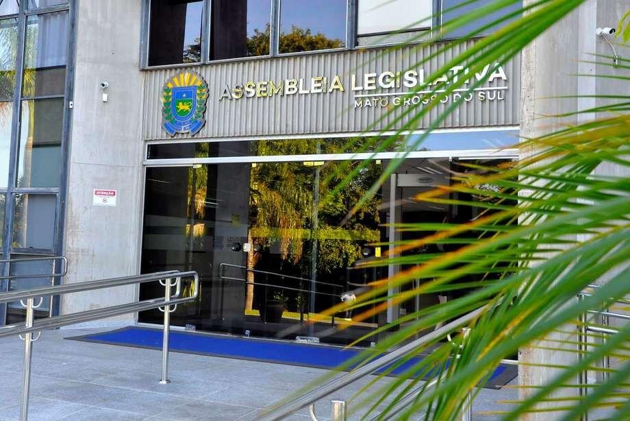 A Assembleia Legislativa de Mato Grosso do Sul