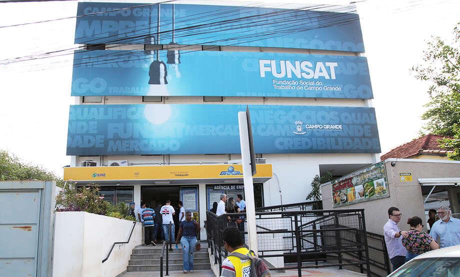 Fundação Social do Trabalho de Campo Grande (Funsat)