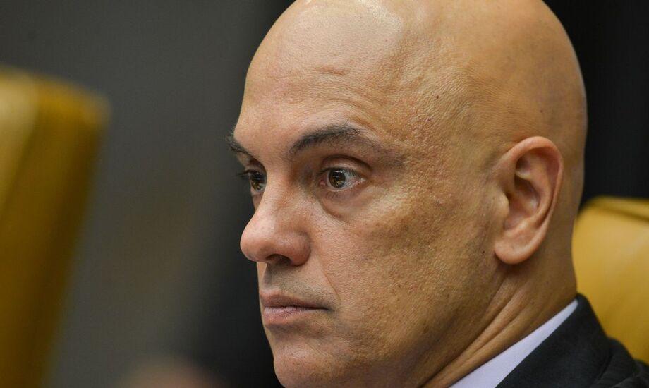 O ministro do Supremo Tribunal Federal (STF) Alexandre de Moraes