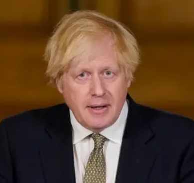 Primeiro-ministro do Reino Unido, Boris Johnson