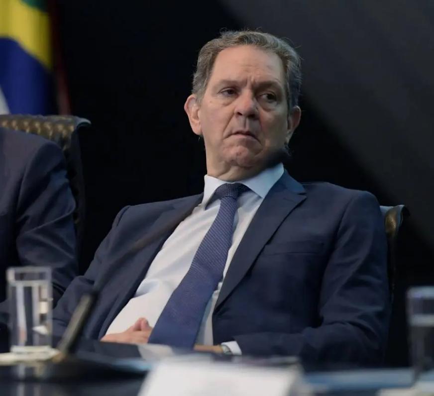 O ministro do STJ João Otávio de Noronha