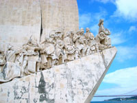 Os portugueses chegaram ao litoral brasileiro nos idos de 1500