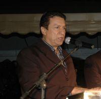 Américo Calheiros, secretário de Cultura do Estado