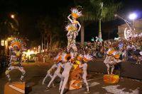 O carnaval da cidade é um dos mais famosos e atrai foliões de todo o Brasil