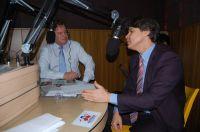 Deputado estadual Paulo Duarte foi entrevista no programa Autodefesa, na FM Transamérica