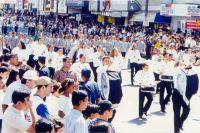 DESFILE - Às 8 horas, começa o Desfile Cívico-Militar na rua 14 de Julho, entre as ruas Maracaju e 1