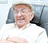 Pecuarista Antônio Morais dos Santos, aos 92 anos foi vítima de parada cardíaca