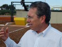 Presidente da Águas Guariroba, Leonardo Barbirato