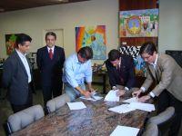 O prefeito municipal, Nelson Trad Filho, afirma que o acordo para a desativação das estações de trat