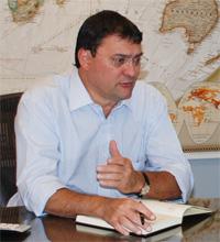 Sergio Longen - o primeiro semestre de 2009 deve ser de ajustes nas atividades econômicas