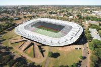 COPA DO MUNDO - Maquete do projeto arquitetonico da arena que seria construída no Estádio do Morenão