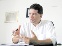 Santos Pereira: a idéia foi bem recebida